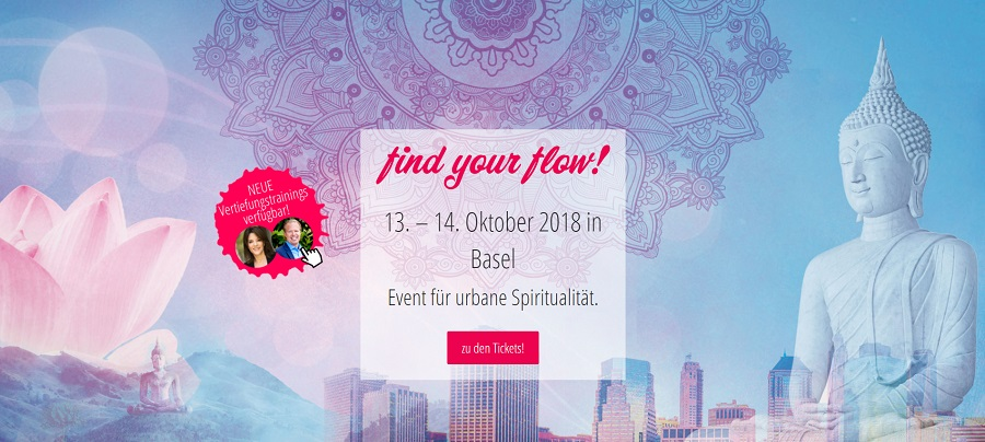 Find Your Flow Event 2018 - Basel